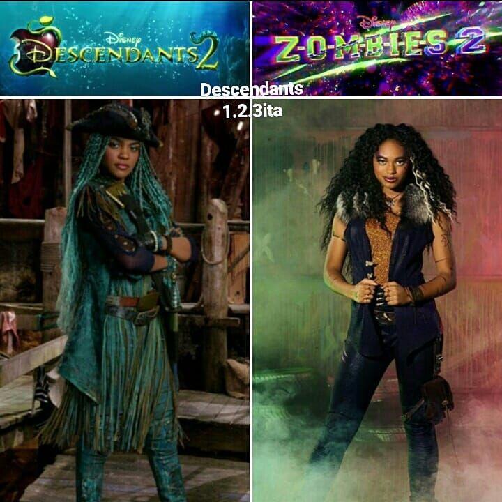 Descendants 1 2 3ita Compartilhou Uma Foto No Instagram Uma Descendants 2 Or Willa Zombies 2 Descenda In 2020 Zombie Disney Disney Memes Disney Descendants