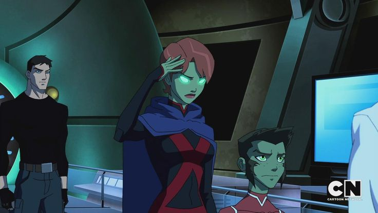 "Young Justice  | Young Justice ""Alienated"" Season 2 Episode 3 Review (BLOG)"