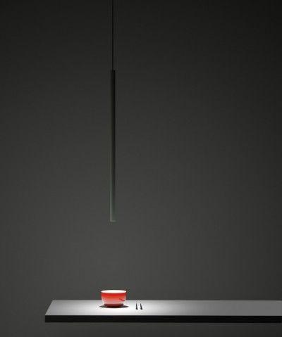 The Miss LED suspension light by Davide Groppi Studio.