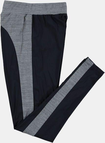 Stretch jersey grå melange sport - STOFF & STIL