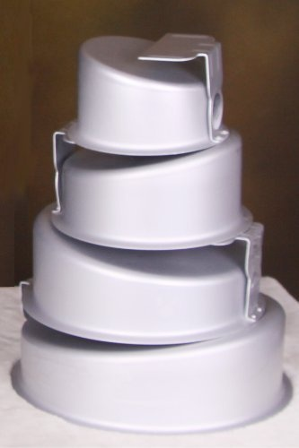Isp Want This Round Topsy Turvy Cake Pans Set By Petal Crafts