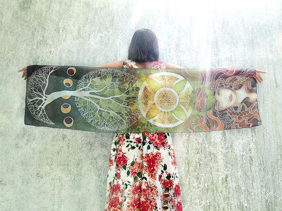 Best 20+ Tree Of Life Painting Ideas On Pinterest