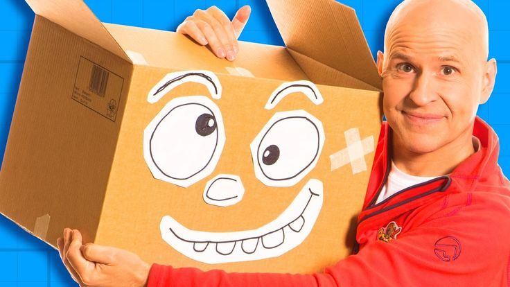 Welcome to Box Yourself! | DIY Crafts, Art and Comedy for Kids