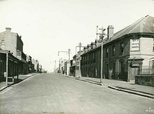 Princes St looking south. State Records NSW - Photo Investigator