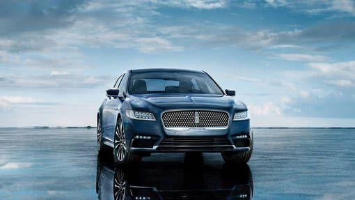 2017 Lincoln Continental Reserve review Photo 11