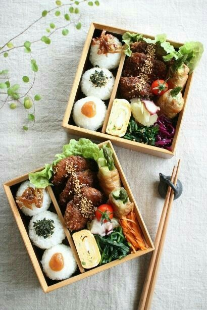 Korean/Japanese Bento Box