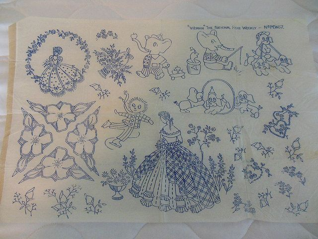 Jacobean Iron-on Transfer Patterns: 24 Authentic Embroidery Motifs by Linda Orme