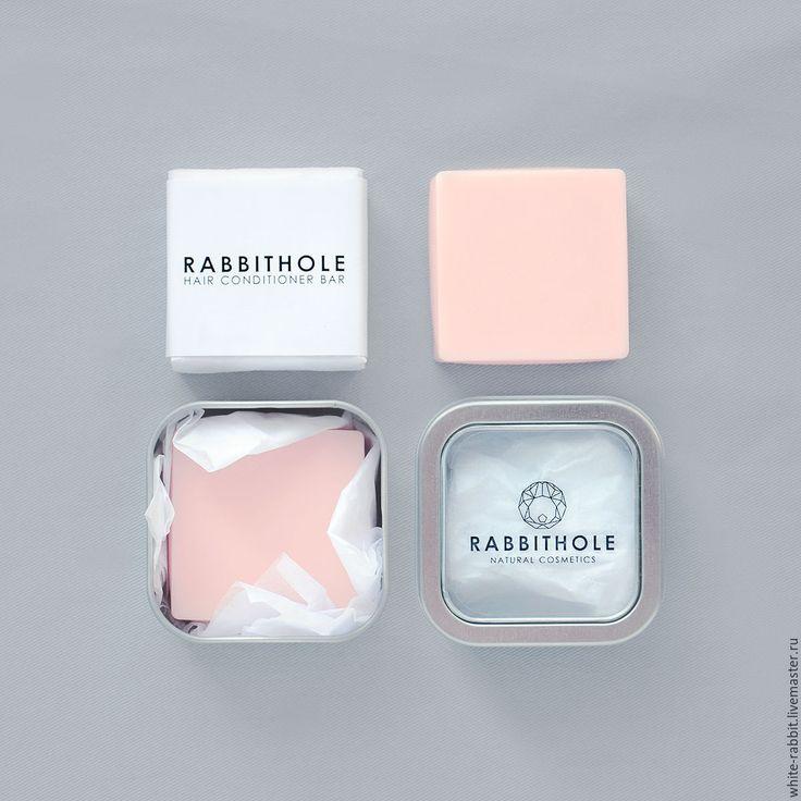 """Купить """"Грейпфрут"""" кондиционер для волос - кремовый, розовый, серый, грейпфрут, для волос, кондиционер для волос. mimimalism, gray, geometric, packaging"""