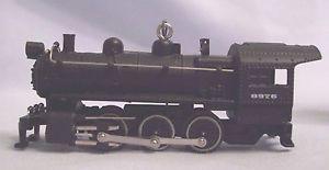 Lionel Train Series #10 Pennsylvania B6 Steam Locomotive 2005 Hallmark Keepsake Measures  3 1/4 in long . Side of the Loco has the numbers 0977 Die cast metal so will last for years.