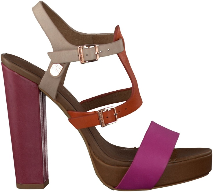 Roze Tommy Hilfiger sandalen ASHLEY 6