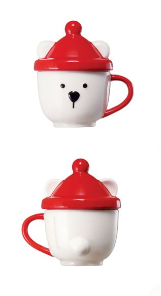 Starbucks Polar Bear Demimug