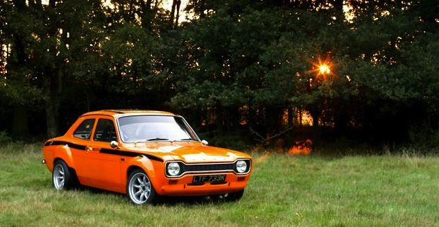 Would still love one of these… 1972 FORD ESCORT MK1