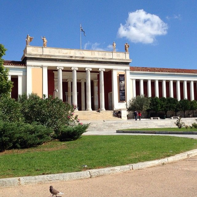 National Archaeological Museum of Athens  Photo credits: @lisasamloglou