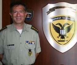 """Συνταγματάρχης (ΔΒ) Νικόλαος Φανιός: """"Επένδυση του Στρατού Ξηράς στην εξωστρέφεια με Ευθύνη, Συνείδηση, ποιοτική Προσφορά"""""""