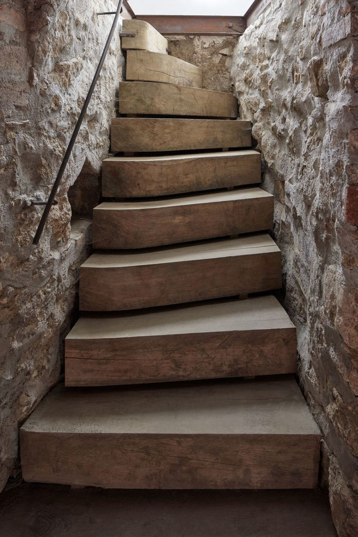 25 Best Ideas About Rustic Stairs On Pinterest Basement