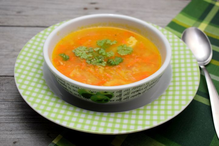 polievky recepty