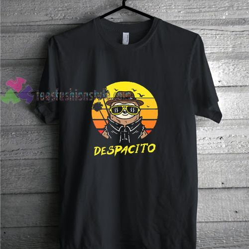 Despacito Cartoon t shirt gift tees unisex adult cool tee shirts //Price: $11.99  //