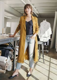 Need Supply Co.'s fashion director, Krystle Kemp, keeps her style as subtle and minimalist chic as her buys.