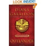 18th Century romance, Scotland, Jamie Fraser , with a smidgen of time travel thrown in for...who cares what for? Did I mention Jamie Fraser...? This is just the first of a series of 7 fantastic books! I've read them and reread them quite a few times!