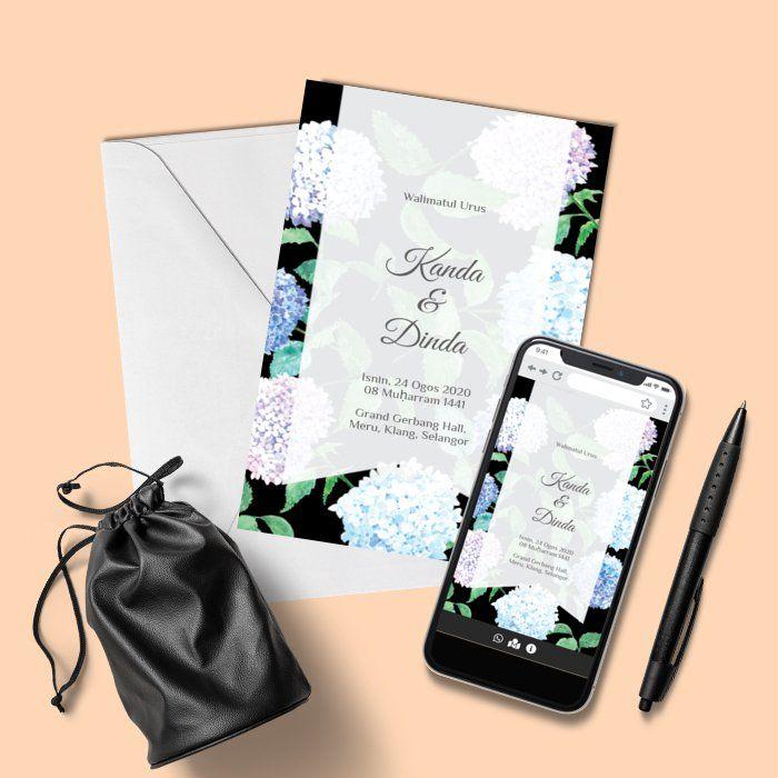 Design By Weddingstuff My Online Invitations Kad Kahwin Invitations