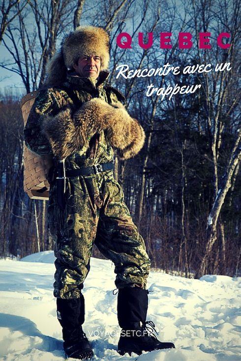 Lors d'un voyage au Québec, j'ai fait la rencontre de Gilles, un trappeur de la région de l'Outaouais. Une rencontre surprenante.