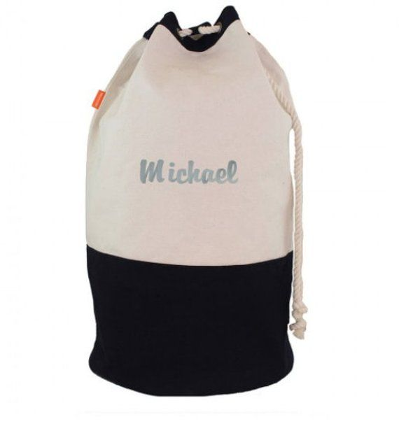 77d013f6df57 Laundry Bags, Monogrammed Laundry Bag, Personalized Laundry Bag ...