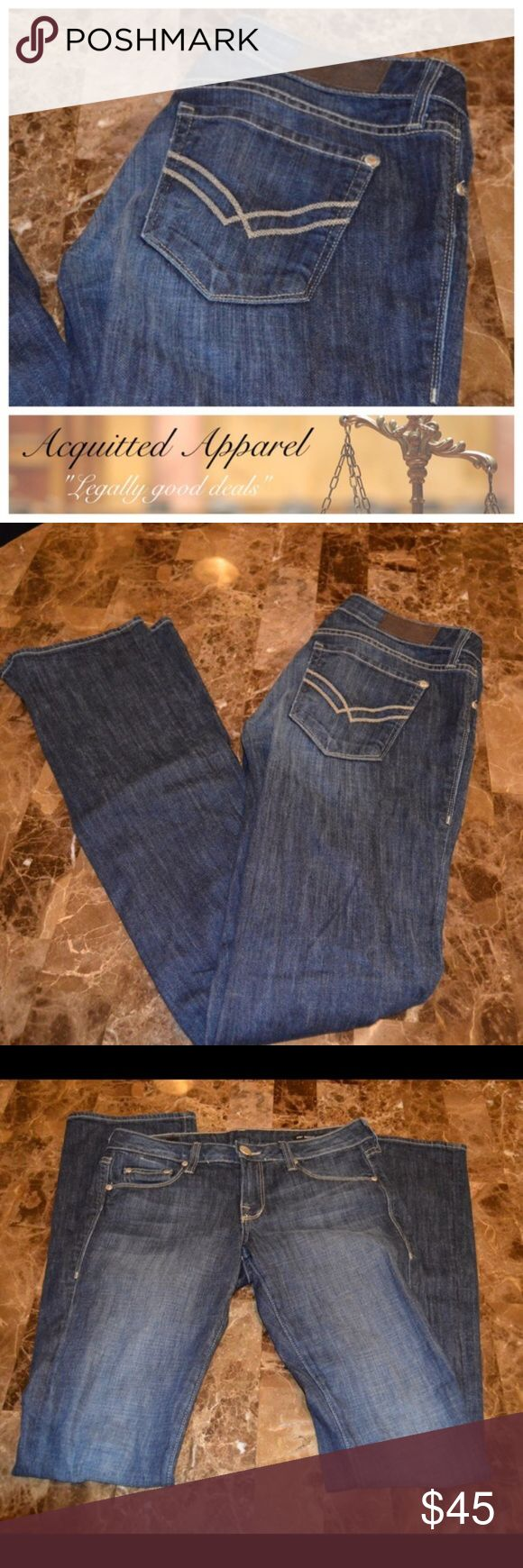 "[William Rast] {NWOT} Baby Boot Jeans 34.5"" inseam William Rast New Without Tags Baby Boot Cut Jeans Size 27 98% cotton 2% elastin Approximate 34.5"" inseam and 8"" rise William Rast Jeans Boot Cut"