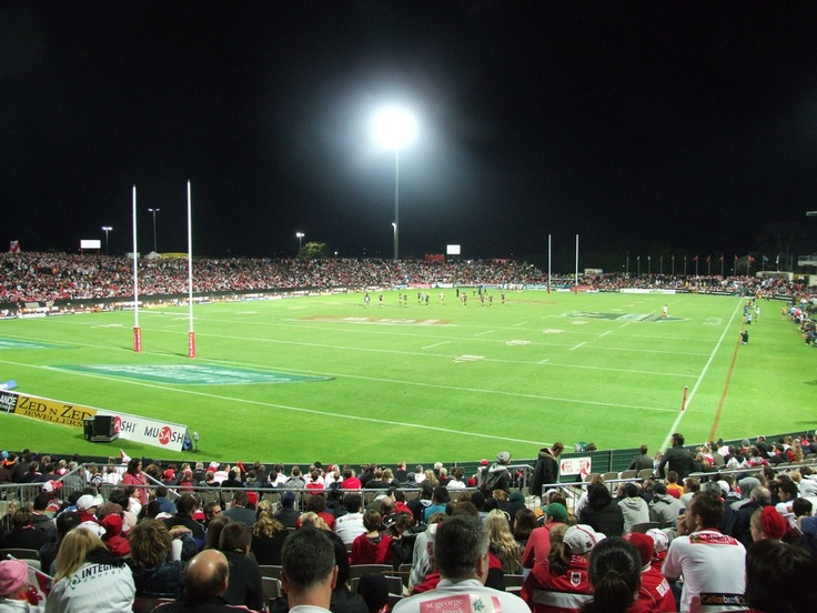 WIN Jubilee Stadium, Kogarah