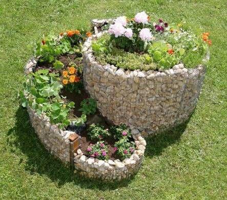 Mejores 137 im genes de jard n decorado con piedras en - Fotos de jardines decorados ...