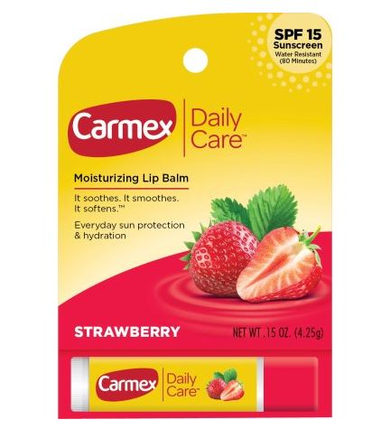 Walmart: Carmex Daily Care Lip Balm Only $0.63! - http://www.couponsforyourfamily.com/walmart-carmex-daily-care-lip-balm-0-63/
