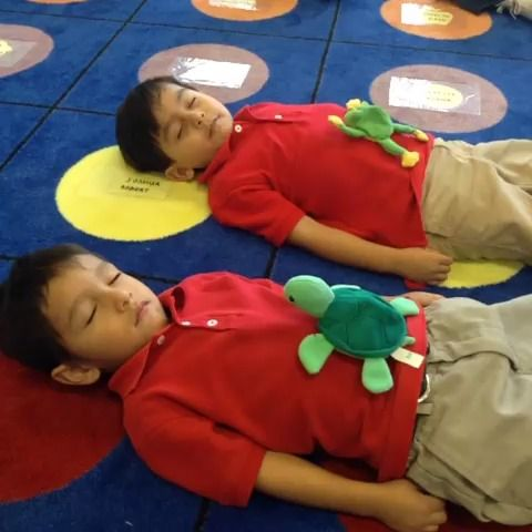 Classroom Mindfulness-Belly Breathing