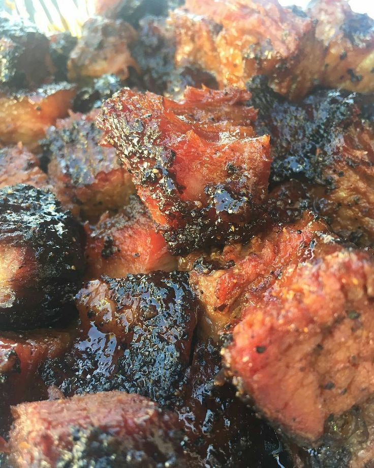 Burnt ends are my fave of all BBQ Pic courtesy of @Regrann from @ctrog39…
