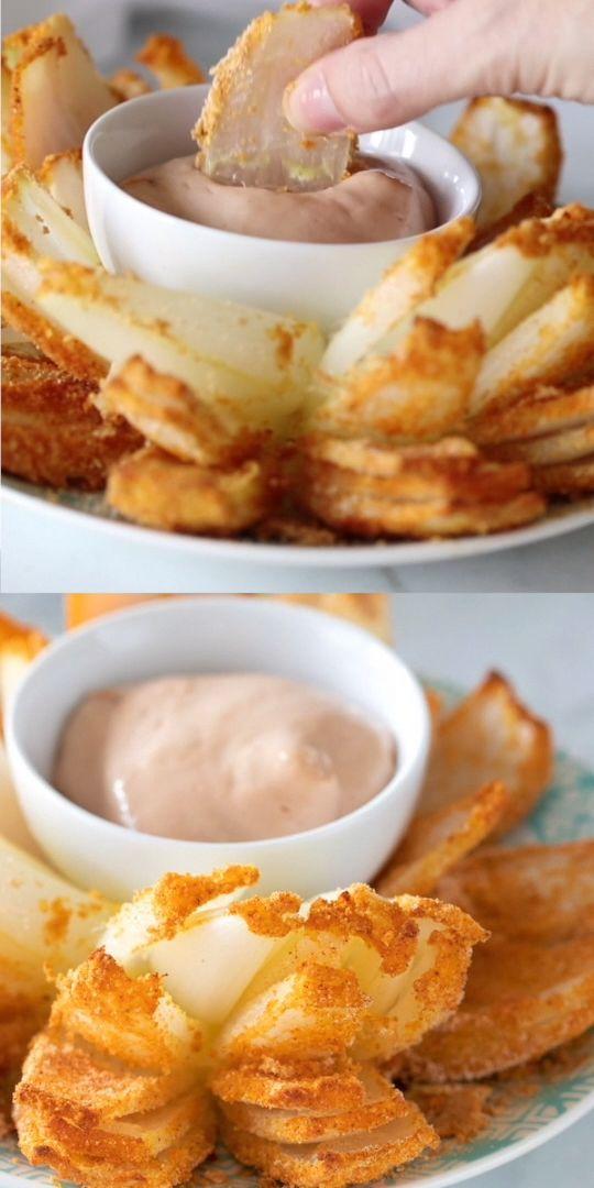 ~Pork Rind Onion Rings! | Pork rinds, Keto pork rinds