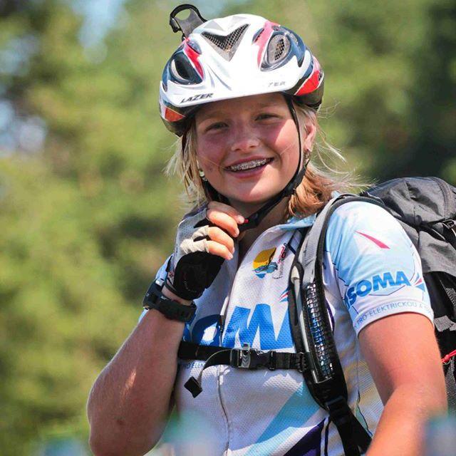 Markéta peggy Marvanová... bikerka :)