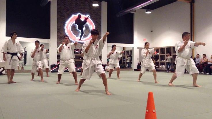 Tai Shodan Machida Karate Academy @ Manhattan Beach Traditional Karate-Do   See us at www.mbkarateandyoga.com