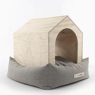 best 25 indoor dog houses ideas on pinterest indoor dog rooms cool dog houses and diy pet. Black Bedroom Furniture Sets. Home Design Ideas