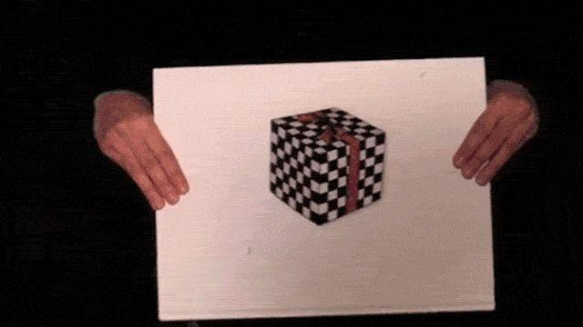 Не смешно;)) Оптические иллюзии, которые сломают тебе мозг