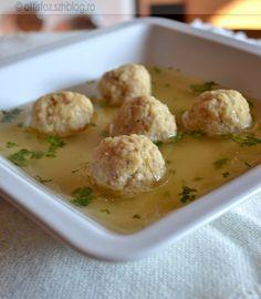 Sonkagombóc leves | Ottis főz