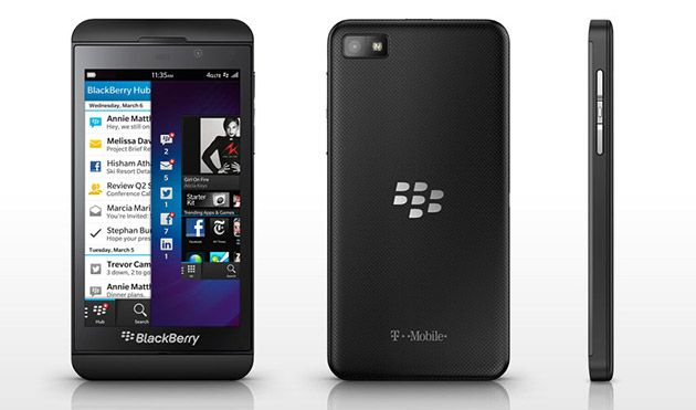 T-Mobile offers BlackBerry subscribers $100 credit toward any other phone - http://www.aivanet.com/2014/04/t-mobile-offers-blackberry-subscribers-100-credit-toward-any-other-phone/