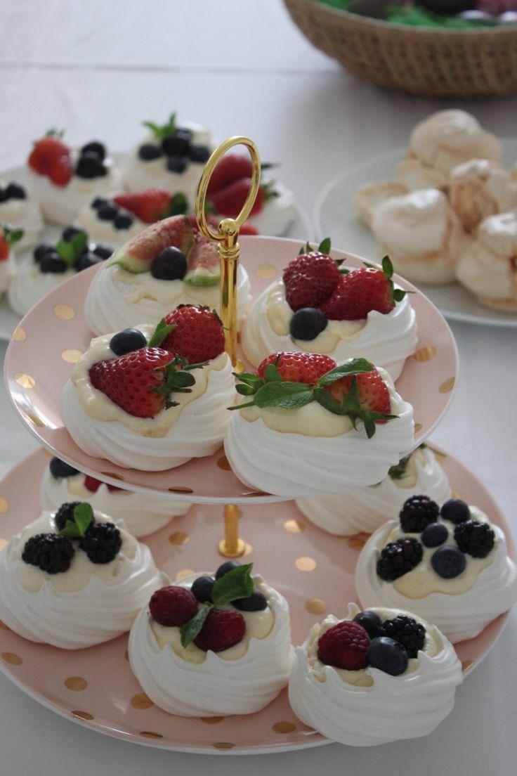 Mini Meringue Cake  #Heartmade #Goodies
