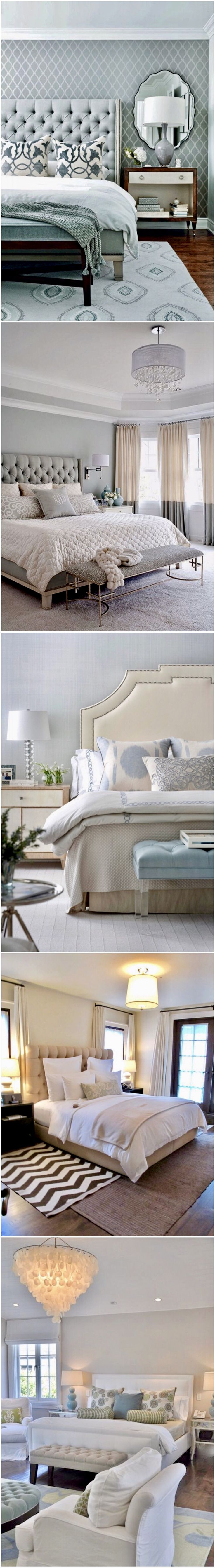 Some of the most popular bedrooms from Pinterest