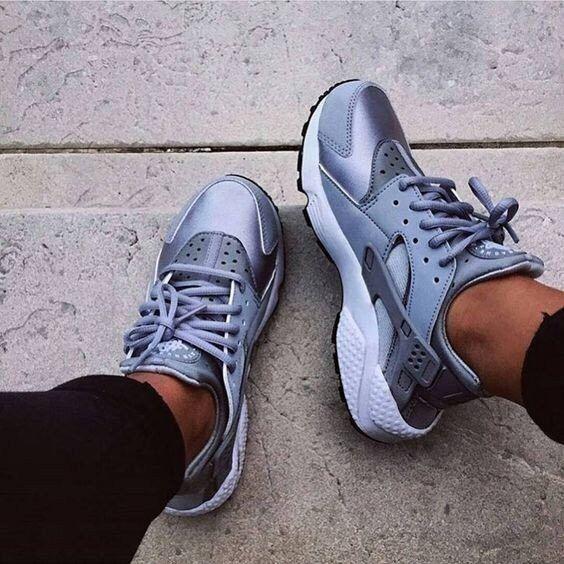 Nike Huarache Sneakers shoes, nike, and