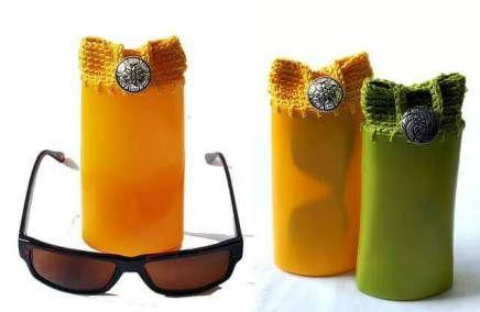 Idee per le bottiglie di riciclaggio di shampoo 4