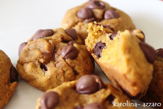 karolina-azzaro: Tekvicové Cookies / Pumpkin Cookies