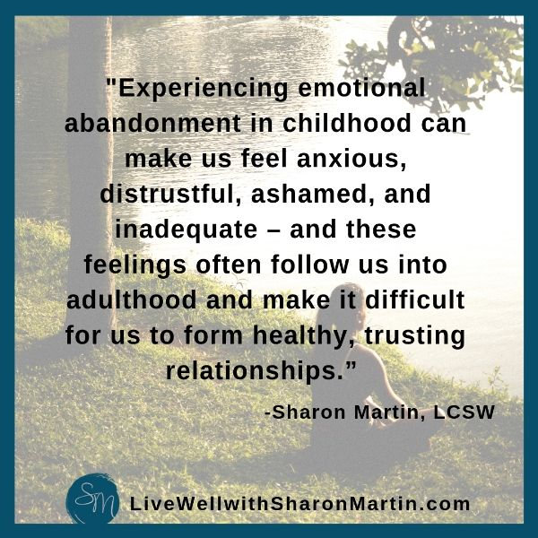 Healing the Psychological Effects of Abandonment | Personal