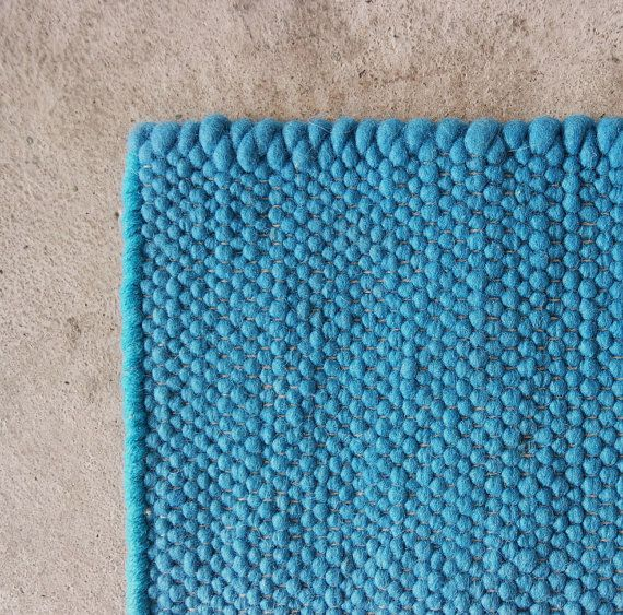 eco ko teppich carpet matto tupa scandinavian blue. Black Bedroom Furniture Sets. Home Design Ideas
