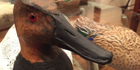 Duck Decoy Carving Should Be Your Next Eccentric Hobby
