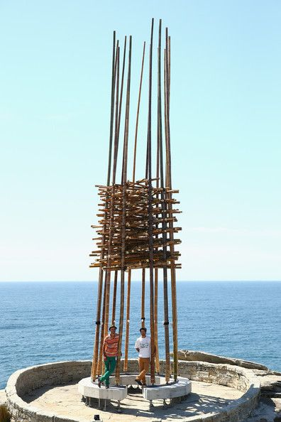 Jed Long Photos: Sculptures by the Sea