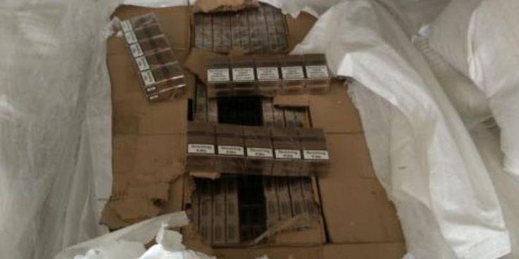 Σε ιδρύματα της Πάτρας το ρύζι που αποτελούσε το «καμουφλάζ» για τα 270.000 πακέτα λαθραίων τσιγάρων τα οποία εντοπίστηκαν στο λιμάνι!
