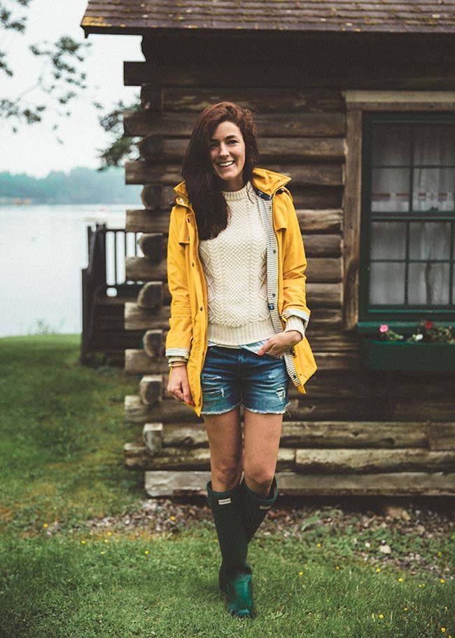 1000  ideas about Yellow Rain Jacket on Pinterest | Yellow